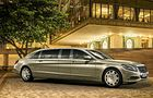Limuzyna business class, nowy Mercedes Maybach S 600 Pullman