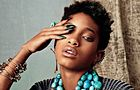 Willow Smith w roli modelki