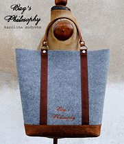 Tote Classic Brown