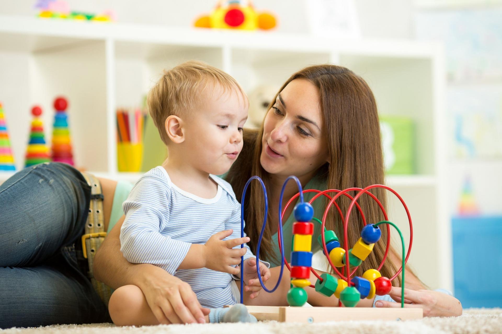 Pięć Zabaw Idealnych Dla Rocznego Dziecka Wp Parenting