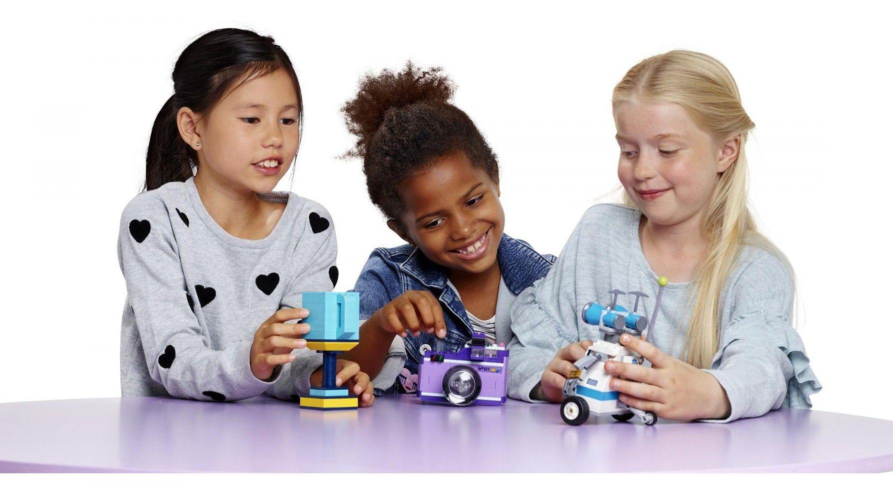 Dziewczyny Na Misji Przyjaciółki Z Lego Friends Zmieniają świat