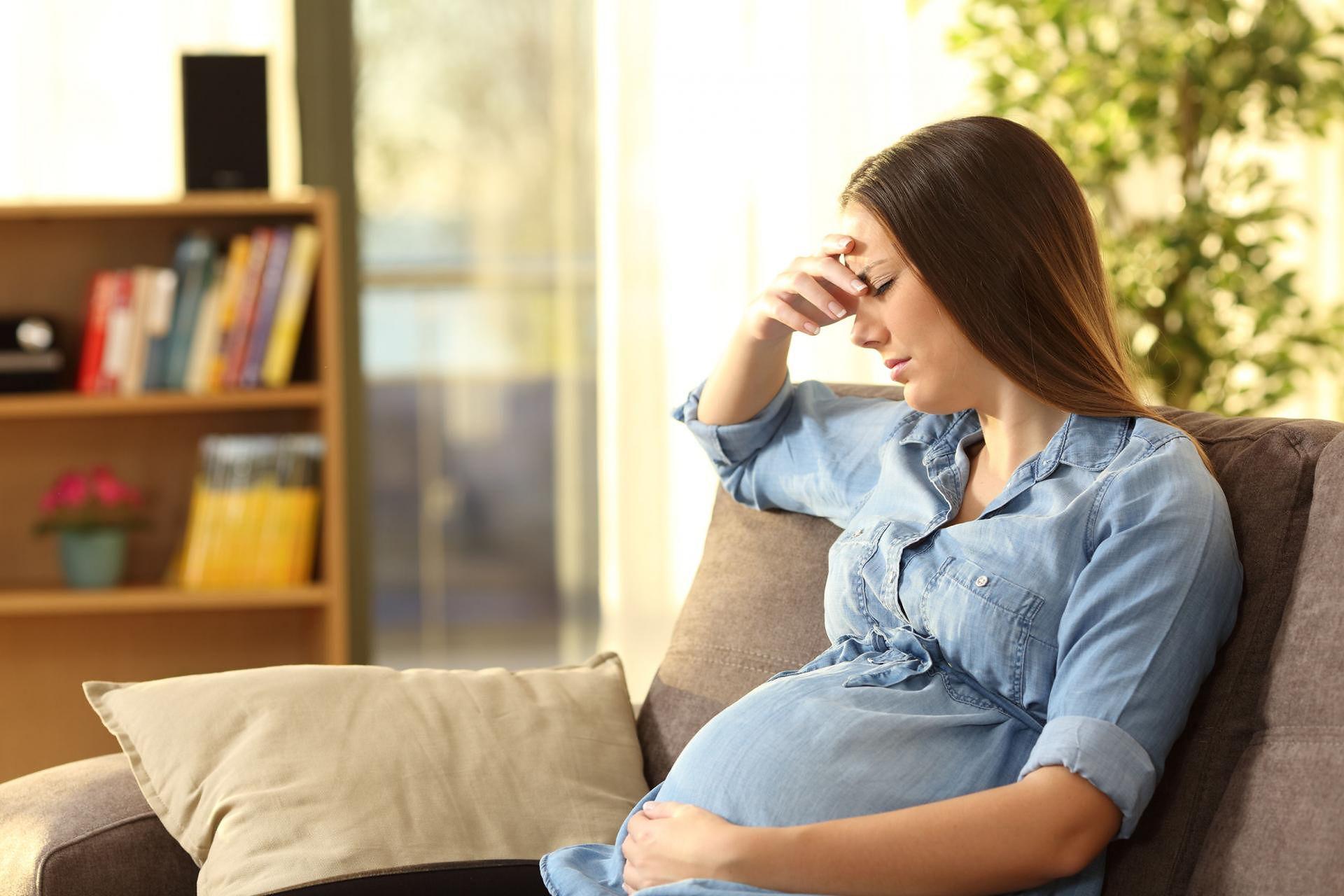 Ból Głowy W Ciąży Wp Parenting