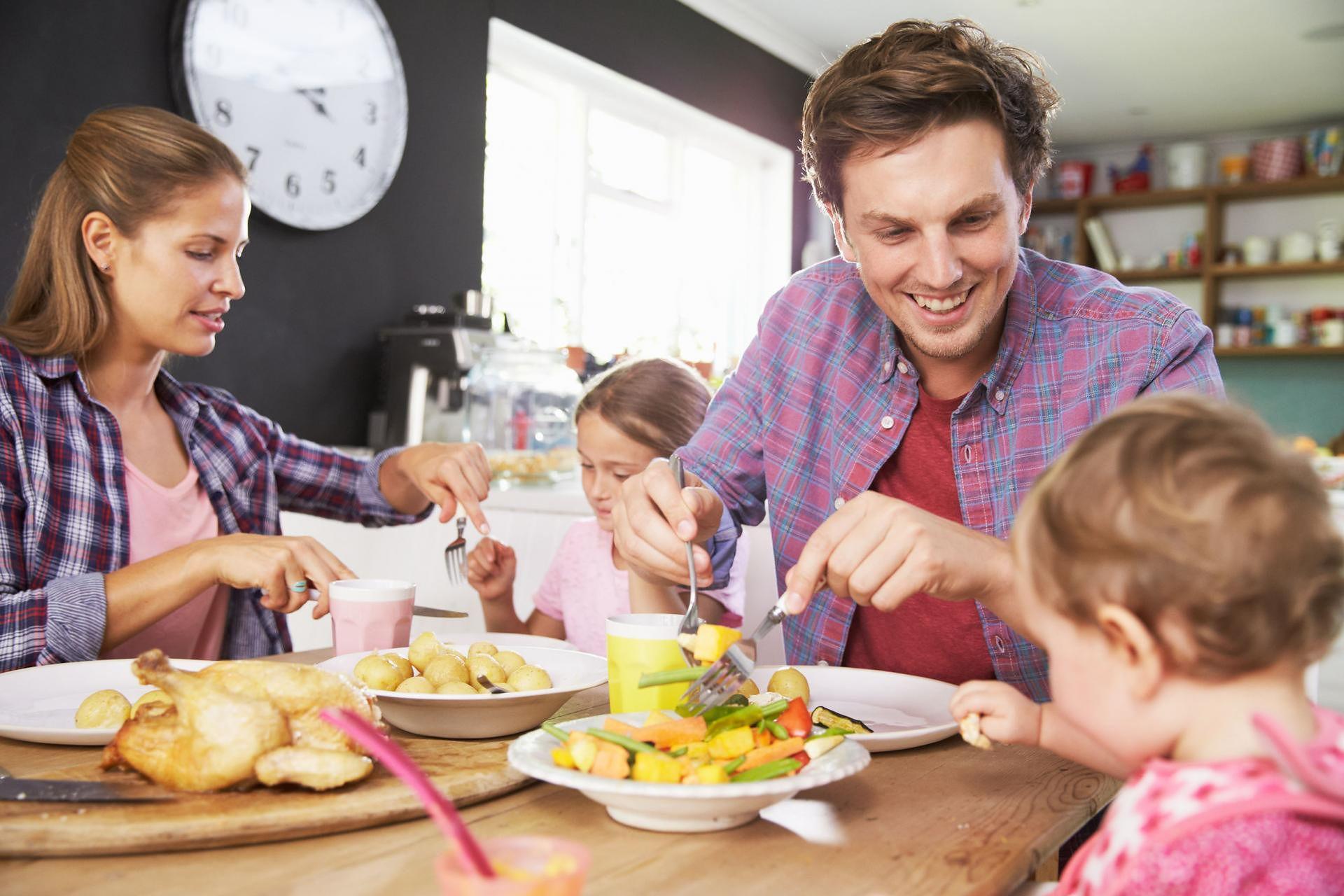 Dieta Rocznego Dziecka Zywienie Posilki Przykladowy Jadlospis