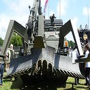 Jedna z najdziwniejszych maszyn świata - dziwaczny, opancerzony pojazd Trojan