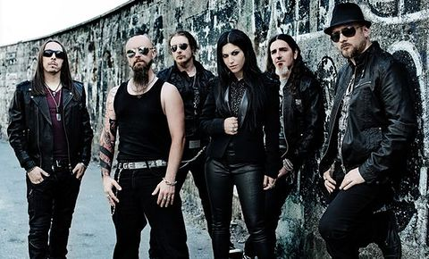 "Lacuna Coil przedstawia ""Nothing Stands In Our Way"""