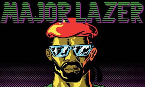 "Major Lazer prezentuje ""Watch Out For This (Bumaye)"""