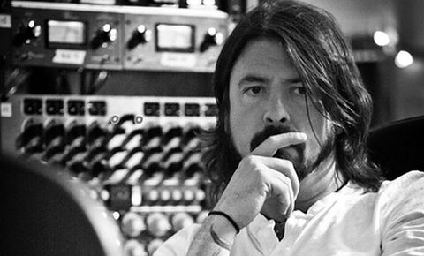 Dave Grohl, Nine Inch Nails, Queens of the Stone Age i muzyk Fleetwood Mac razem na Grammy