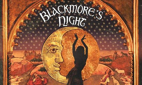"""Blackmore's Night prezentuje """"The Moon Is Shining (Somewhere Over The Sea)"""""""