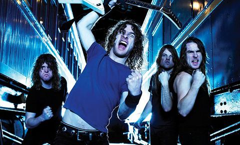 """Zobacz nowy teledysk Airbourne """"Back In The Game"""""""