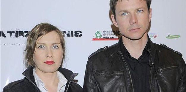 Lesław Żurek pokazał żonę