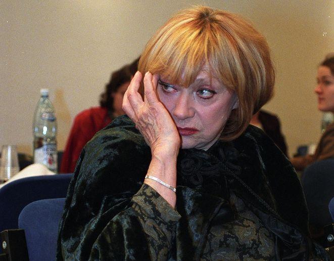 Krystyna Sienkiewicz: aktorka opowiedziała o swojej walce z rakiem