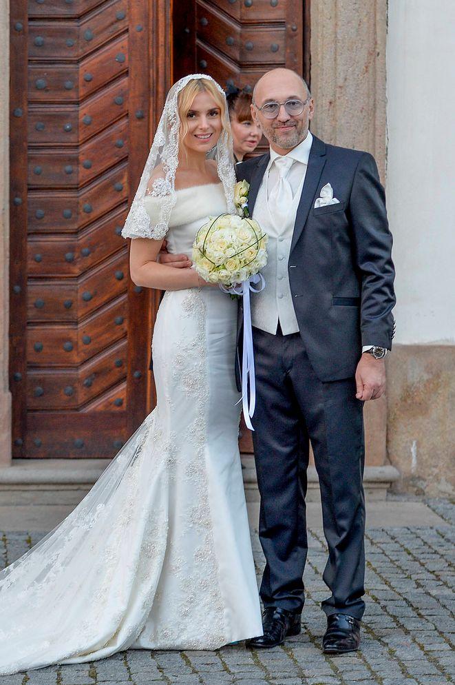 Halinka Mlynkova, Leszek Wrona