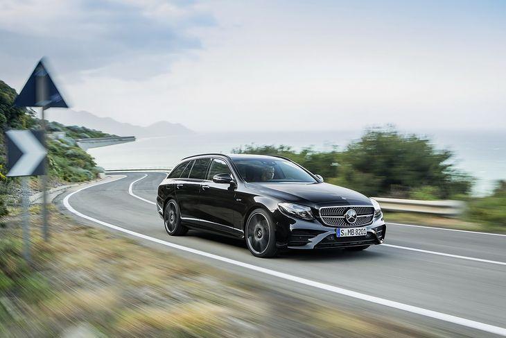 Mercedes benz klasy e kombi 2017 oficjalna premiera zdj cia autokult pl