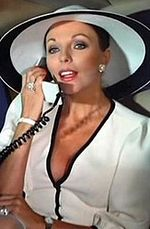 Joan Collins jako Alexis Carrington Colby