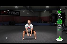 UFC Personal Trainer - test
