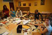 Warsztaty plastyczne w Akademii Artystycznej