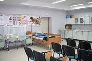 """Szkoła Rodzenia """"Pomorzanka"""" przy Katedrze Położnictwa, Ginekologii i Neonatologii w Szpitalu Klinicznym nr 2 w Szczecinie"""