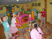"""Warsztaty """"Potyczki z języczkiem"""" dla dzieci w wieku od 3 do 6 lat"""