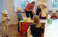 Warsztaty kulinarne z językiem angielskim