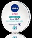 Krem S.O.S. NIVEA Baby PURE & SENSITIVE (150 ml)