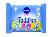 Chusteczki Toddies NIVEA Baby (60 sztuk)