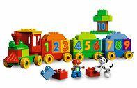Pociąg z cyferkami LEGO® DUPLO®