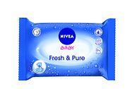 Chusteczki Fresh & Pure NIVEA Baby (63 sztuki)