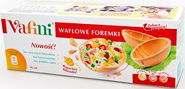 Vafini waflowe jajka Gordion (10 kartonów po 16 sztuk)