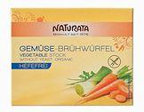 Kostki rosołowe warzywne Naturata (6x12 g)