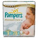 Pieluszki Pampers Premium Care