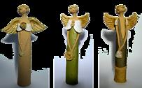 Warsztaty ceramiczne - anioł
