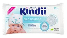 Chusteczki nawilżane Kindii Skin Balance