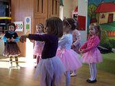 Warsztaty baletu dla dzieci młodszych
