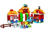 Duża farma LEGO® DUPLO®