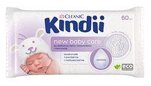 Chusteczki nawilżane Kindii New Baby Care