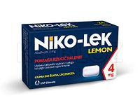 Niko-Lek Lemon (Niccorex Lemon)