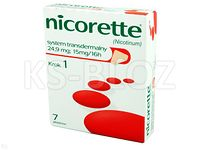 Nicorette Patch