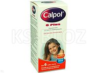 Calpol 6 Plus