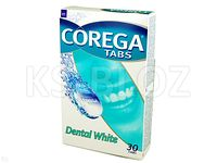 Corega Tabs Dental White