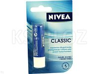 NIVEA LIP CARE Pomadka piel. Classic