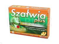 Szałwia Plus Antiseptic
