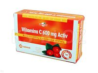 Witamina C 600 mg ACTIV