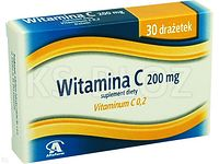 Witamina C 200 mg