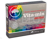Olimp Vita-Min Plus Senior