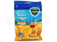 Vicks Drops Miód