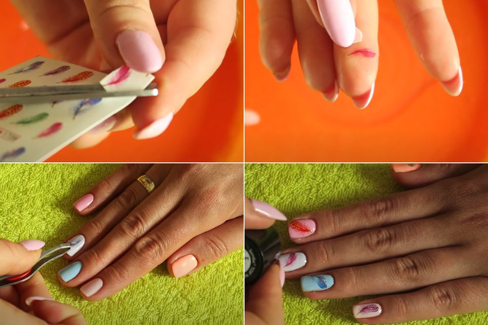 Łatwe wzorki na paznokcie do zrobienia samemu