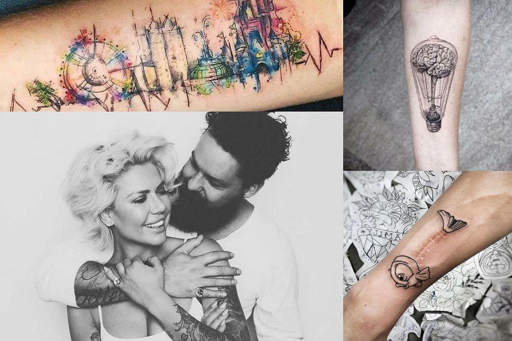 Wzory Tatuaży Na Przedramię Wp Kobieta