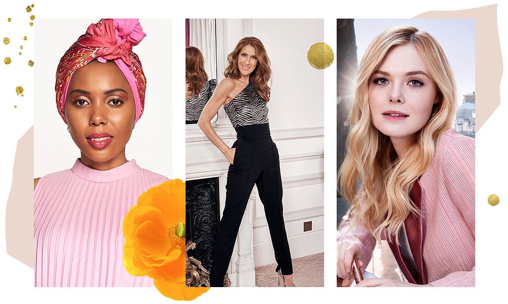 Jaha Dukureh, Celine Dion, Elle Fanning – ambasadorki L'Oréal Paris