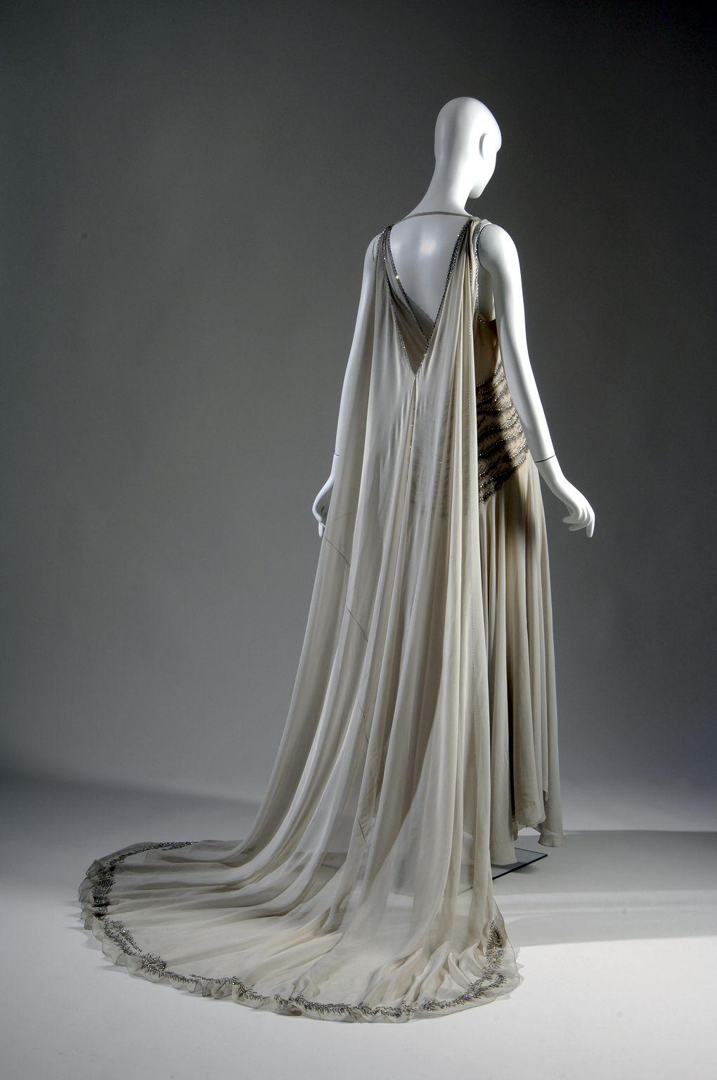 Suknia Vionnet / 1938