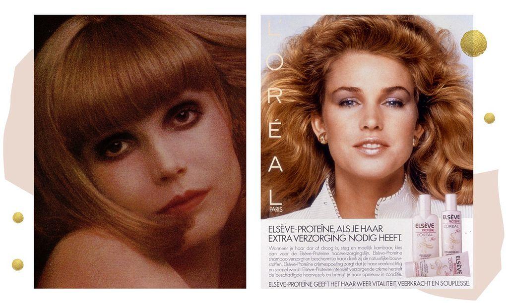 Historyczne kampanie reklamowe L'Oréal Paris